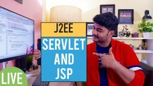 servlet and jsp coruse
